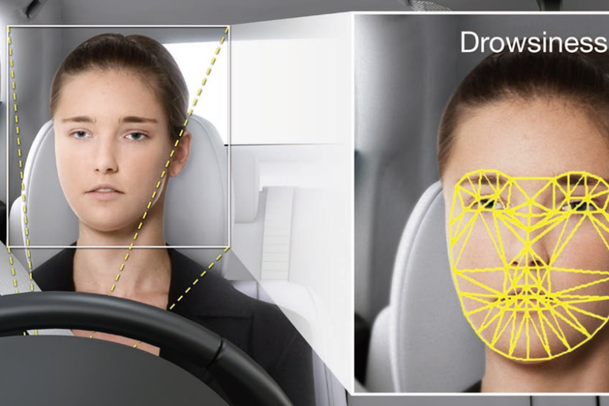 Early Ford Store >> Denso's driver drowsiness prototype monitors your facial expressions - The Verge