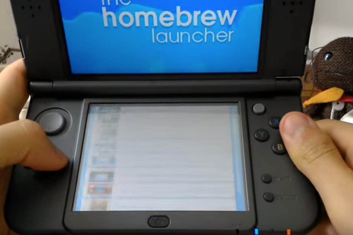 YouTube exploit that launches homebrew 3DS games revealed