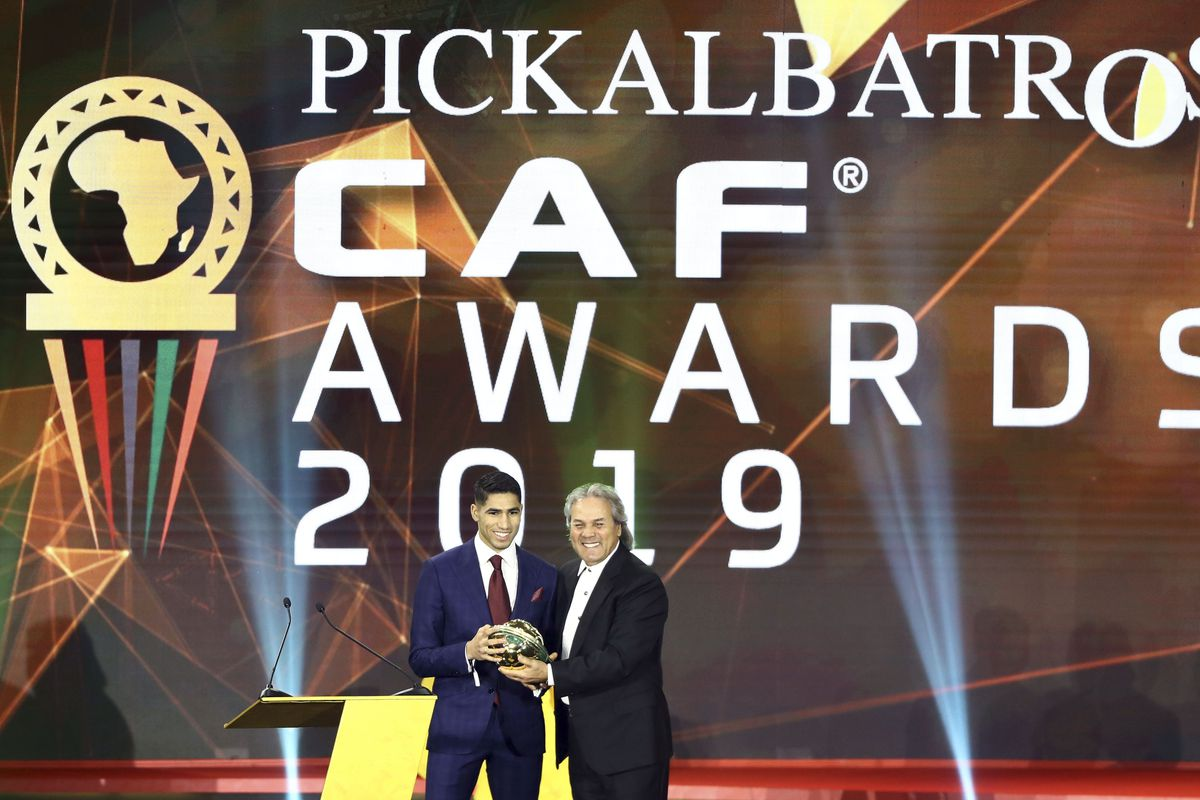 (SP)EGYPT-HURGHADA-CAF AWARDS