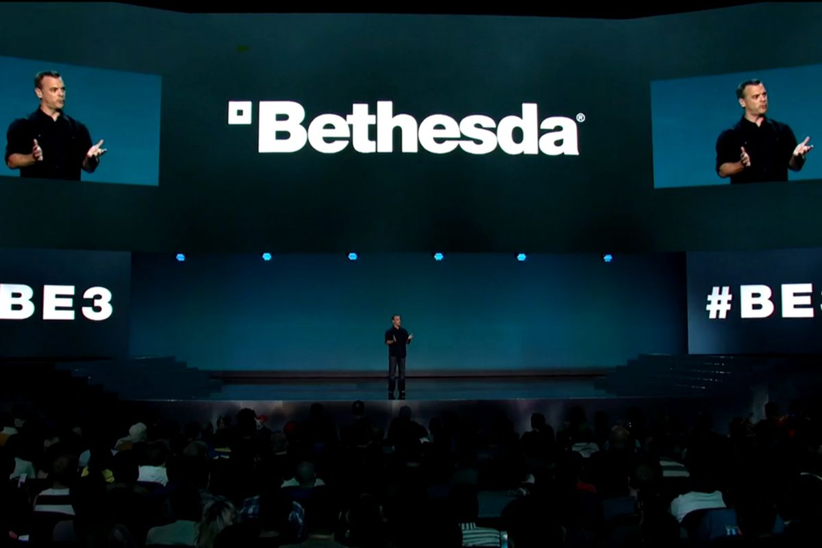 Image result for e3 bethesda