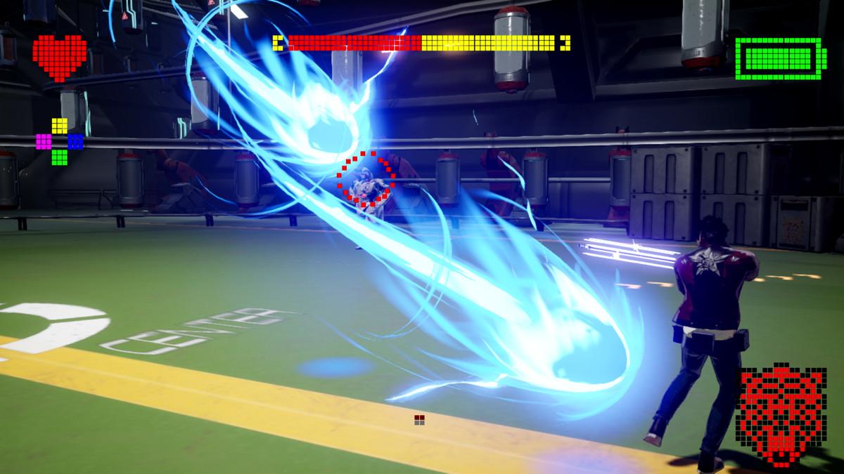 The True Face Destroyman boss battle in No More Heroes 3