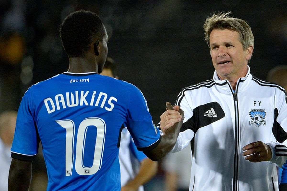 With all signs pointing to Yallop building through youth, is there hope of an impact loan signing, like the one he arranged for Simon Dawkins during his time with the Earthquakes?