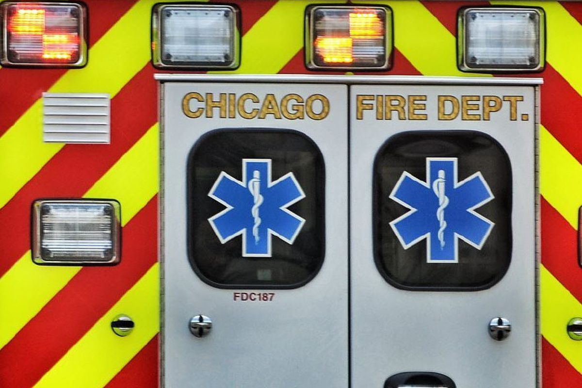 Two adults and one child were hospitalized with carbon monoxide poisoning May 2, 2021, in Humboldt Park.