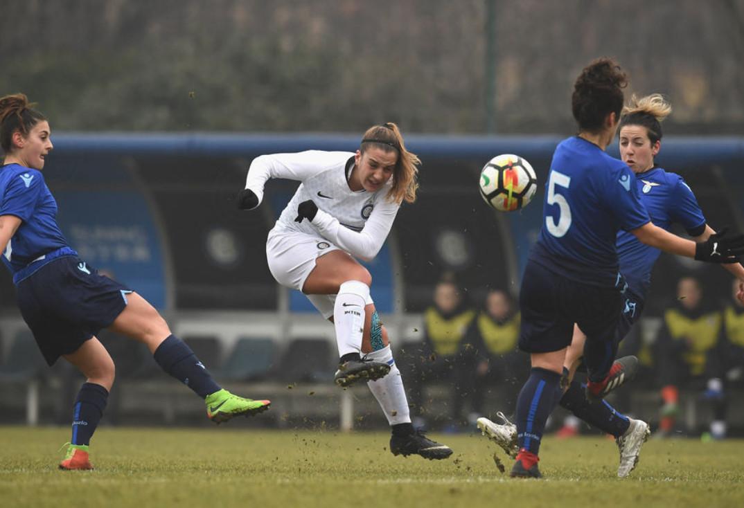 Inter Milan women vs. Lazio Dec. 22, 2018