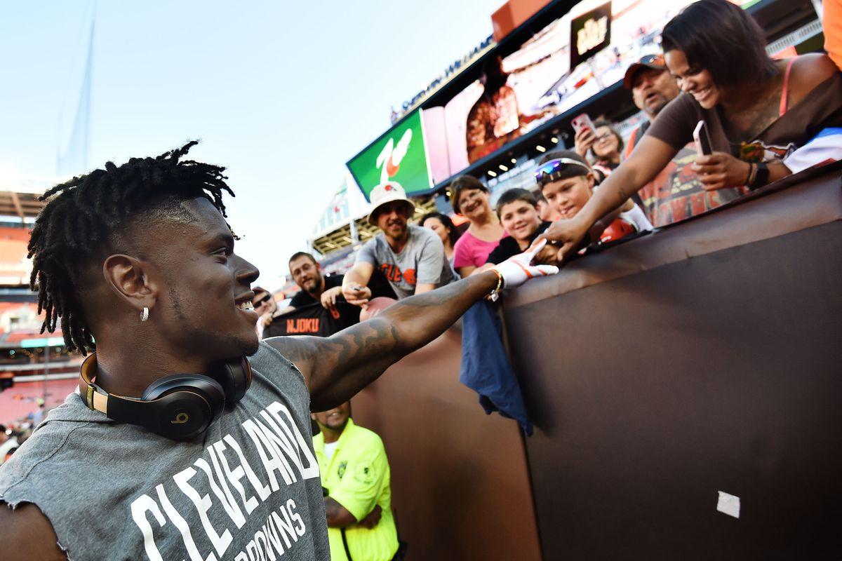 NFL: Preseason-Detroit Lions at Cleveland Browns