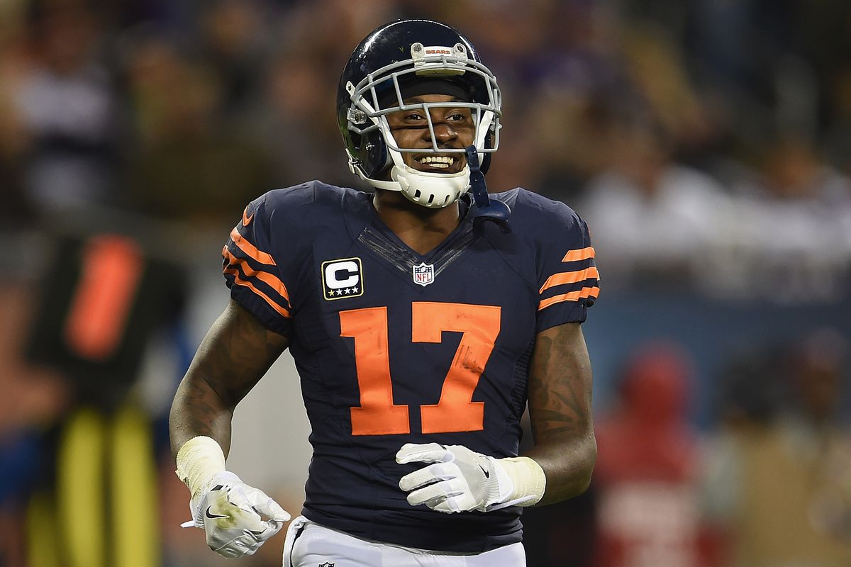 Alshon is ready to Open Thread, how about you?