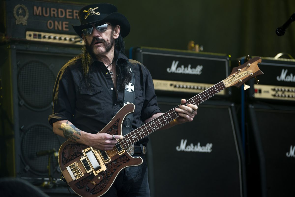 RIP Lemmy Kilmister, finally killed by death - The Verge