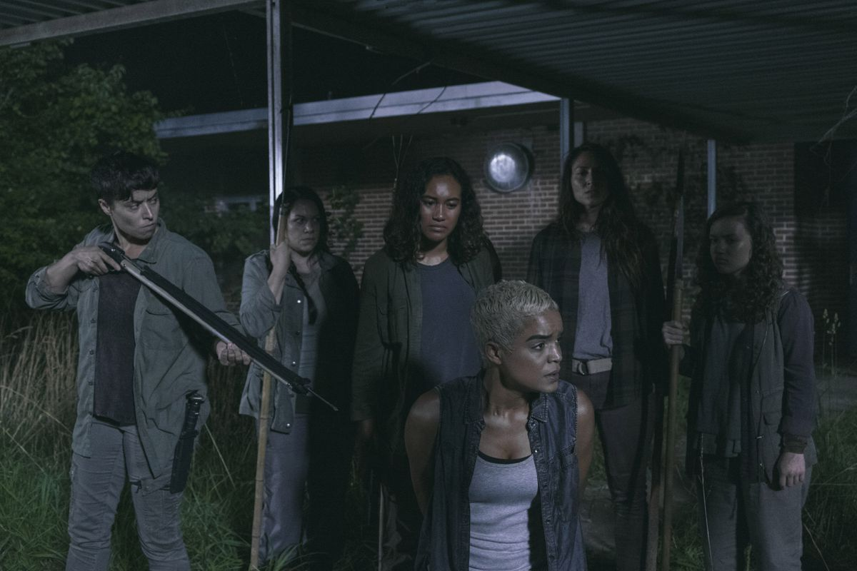 The Walking Dead Wants To Reinvent Itself But It Keeps