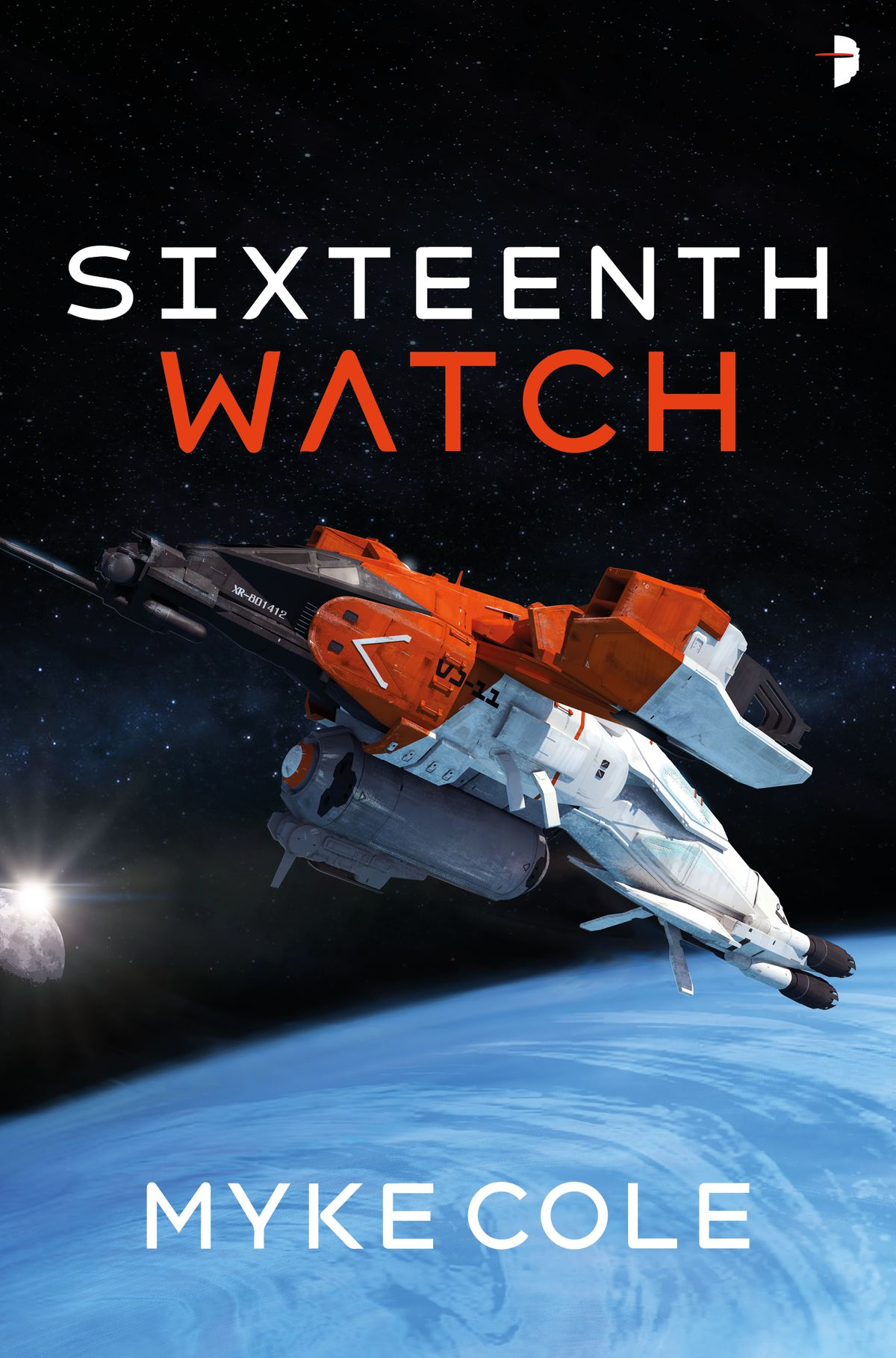a spaceship dives in sixteen watch