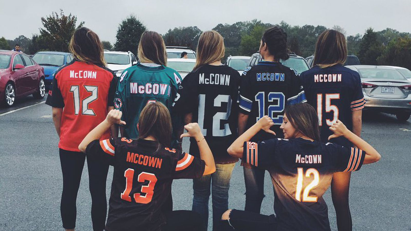 josh mccown daughter jerseys