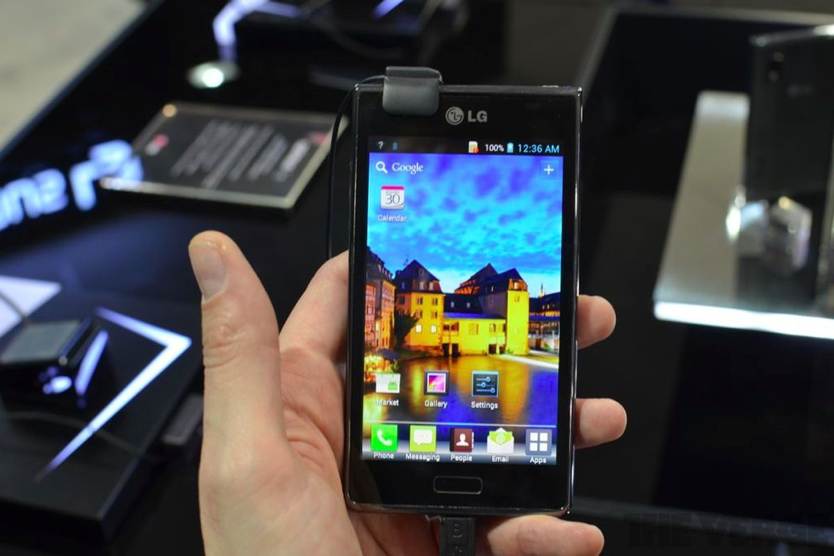 Gallery Photo: LG L-Style L7, L5, and L3 hands-on pictures