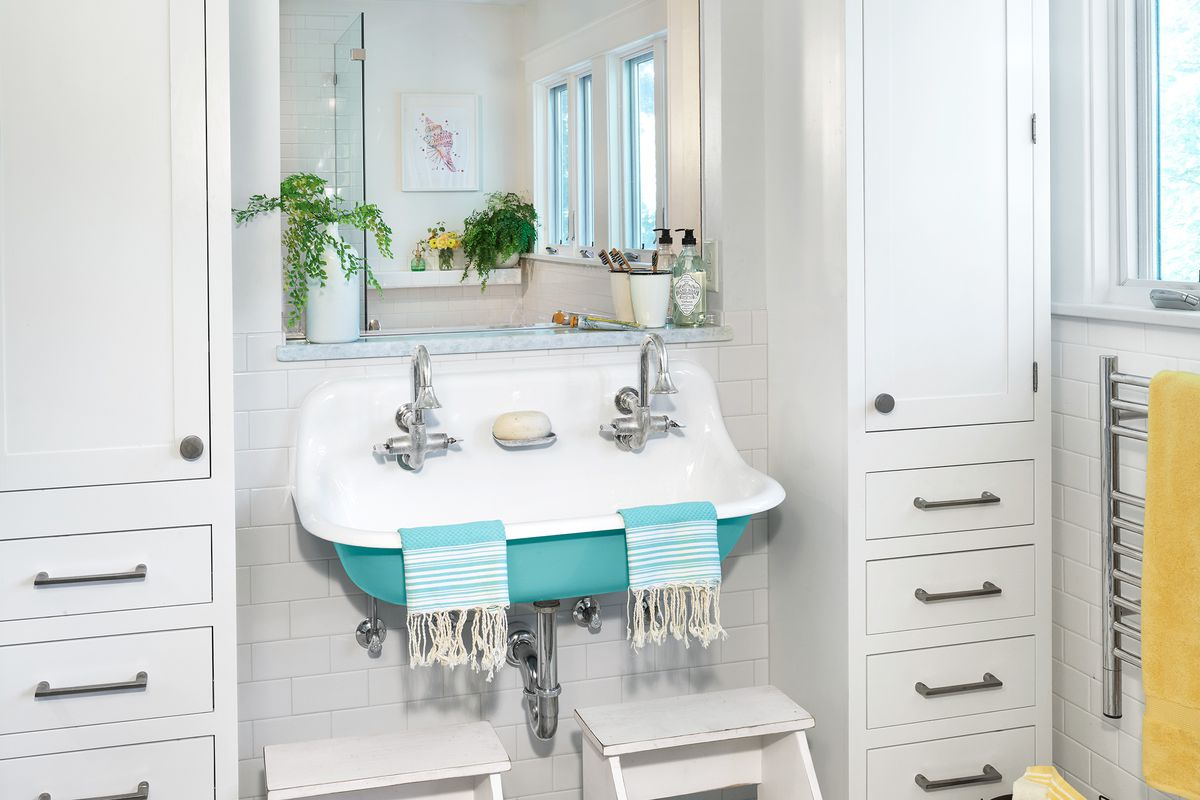 Bathroom Before and After Kid Friendly Remodel   This Old House