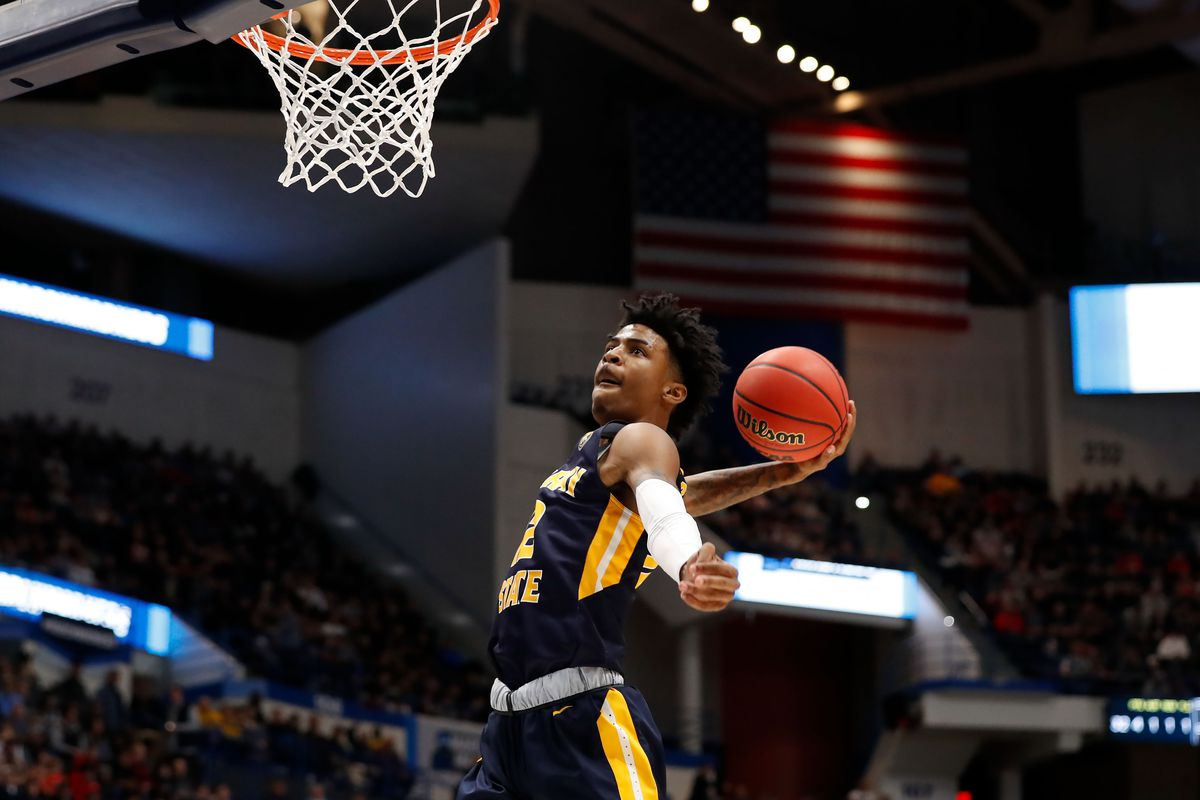 GBB Mock Draft: After the 2019 NBA Draft Lottery - Grizzly