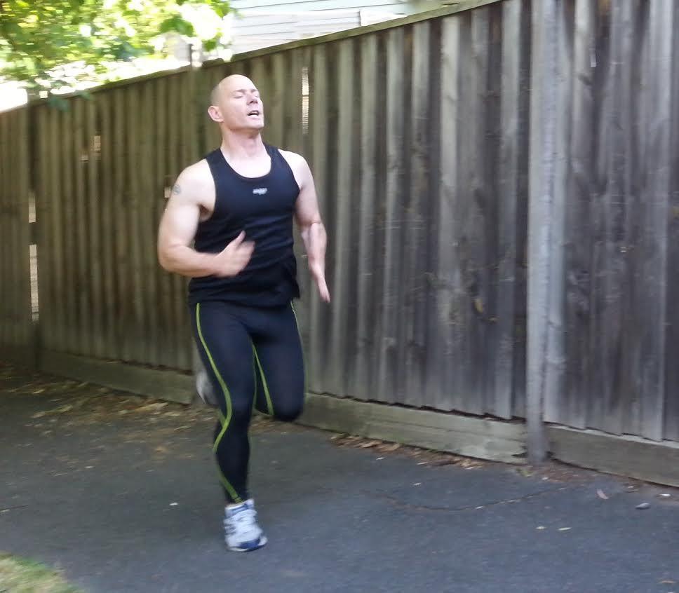 DY running