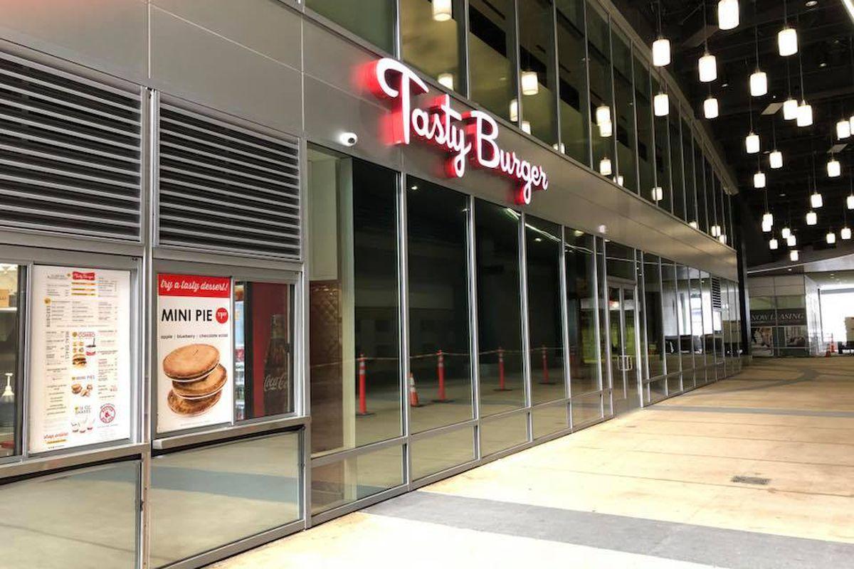 Tasty Burger North Station