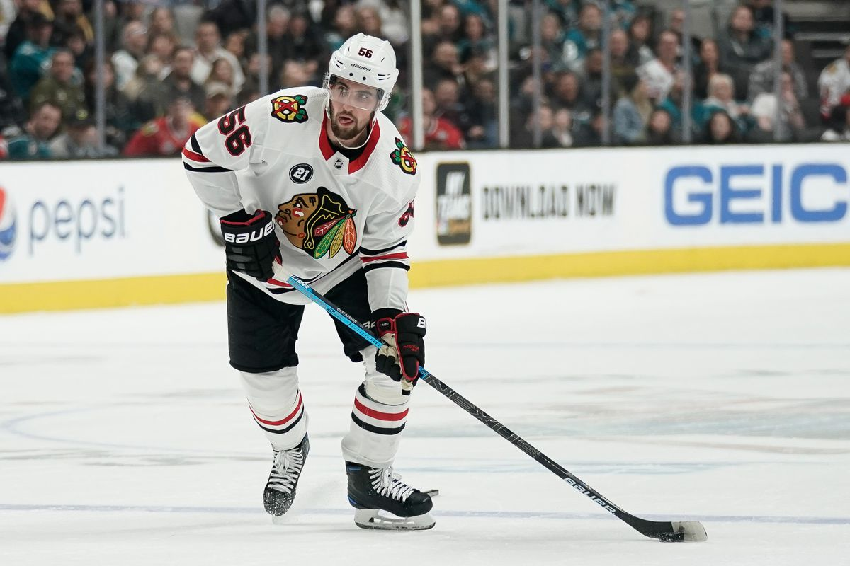 release date: 68de4 5bec1 Chicago Blackhawks' Erik Gustafsson, Marcus Kruger to play ...