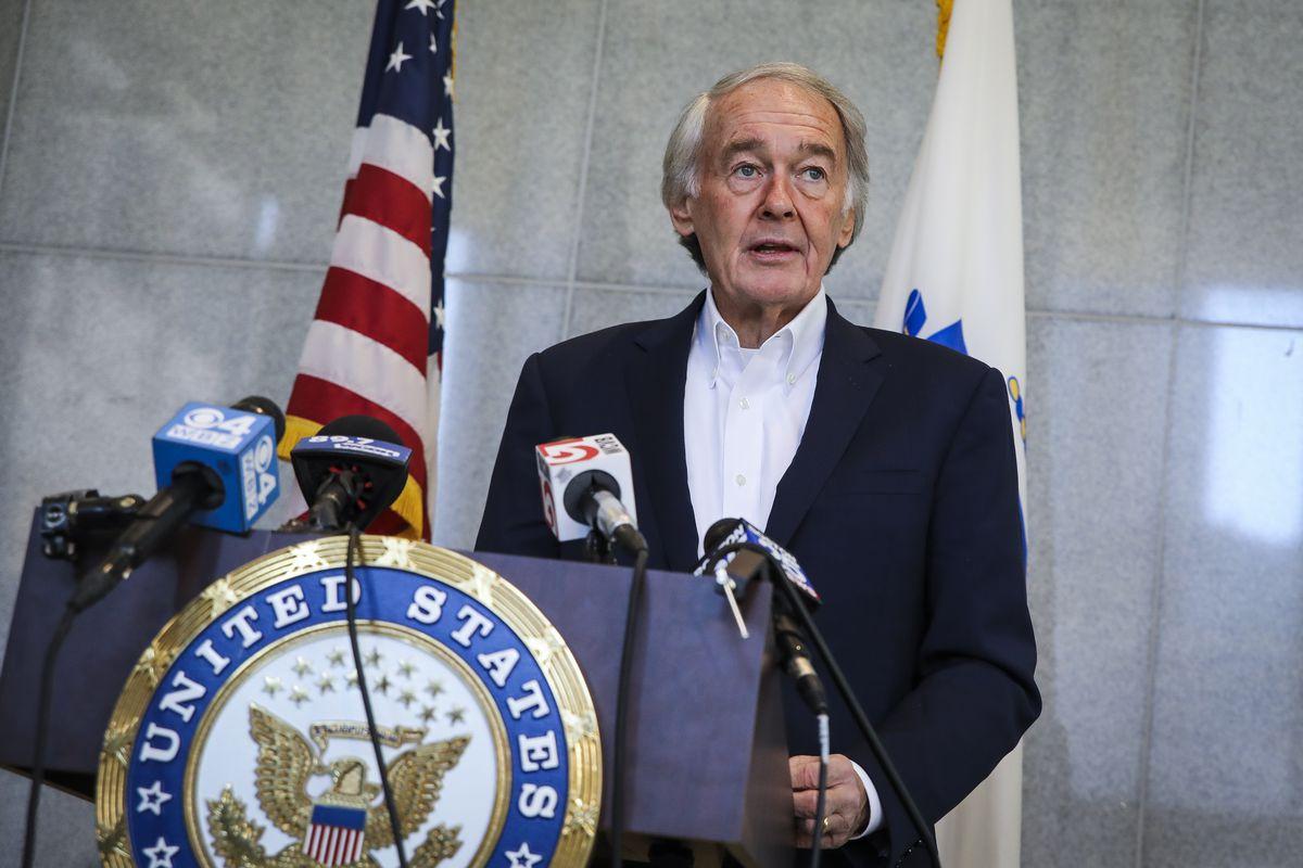 Sen. Ed Markey on Impeachment Trial