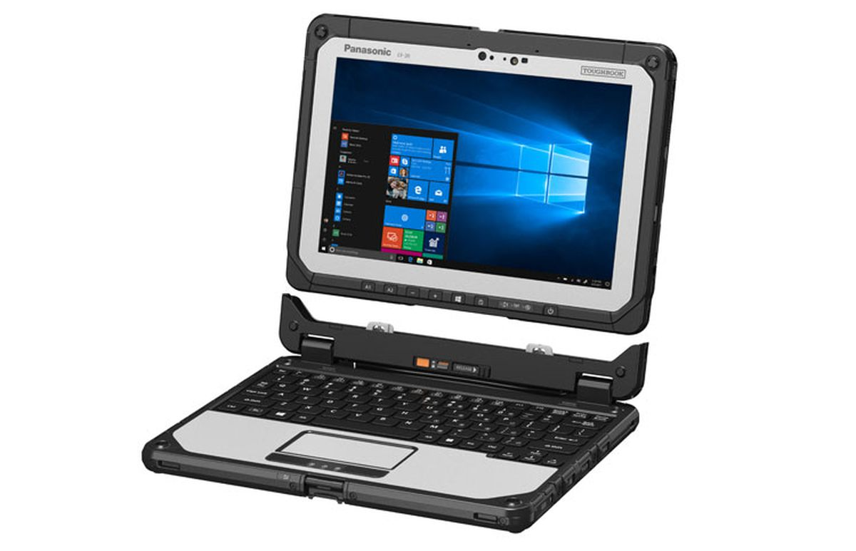 Panasonic S Updated Toughbook 20 Will Put Your Laptop S