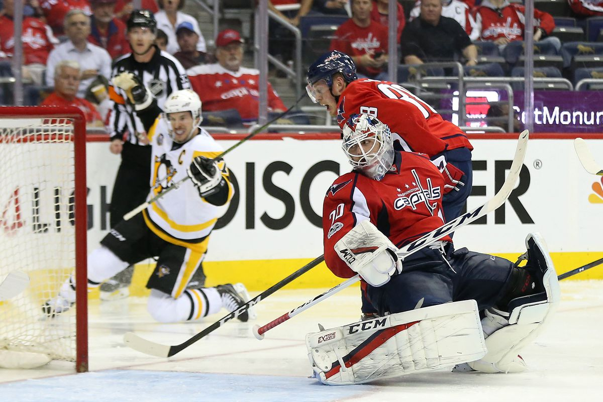 Game 2 Preview  Pittsburgh Penguins   Washington Capitals 4 29 2017 ... b913691c2d3