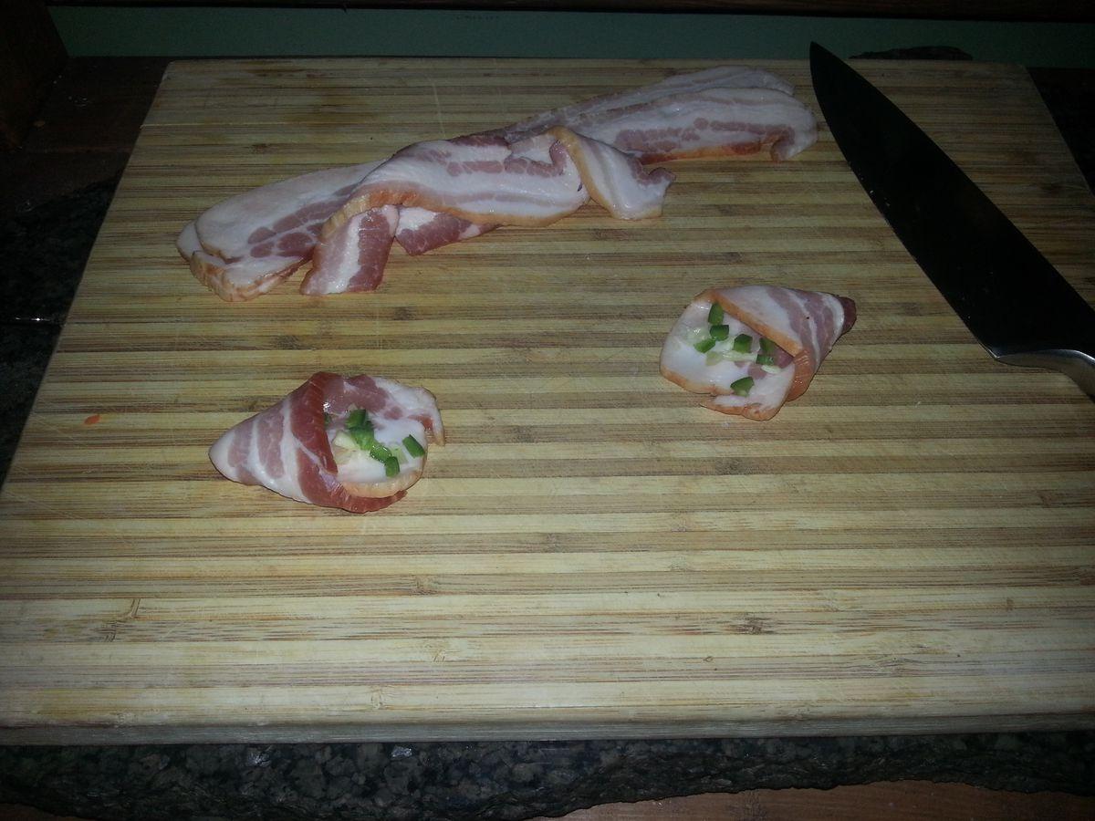 Bacon Veg
