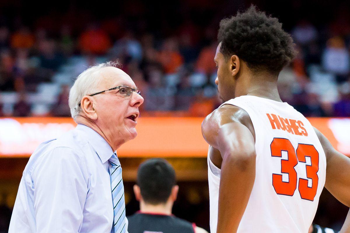 NCAA Basketball: Arkansas State at Syracuse