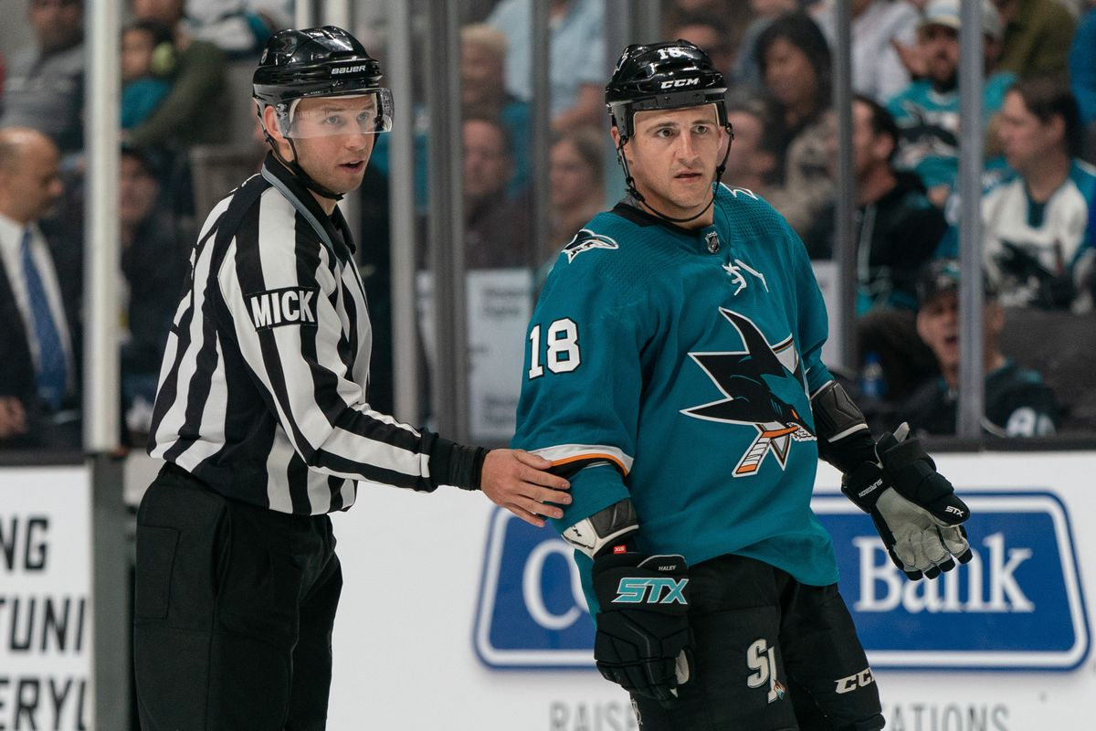 2018-19 San Jose Sharks Season Review: Micheal Haley, back again