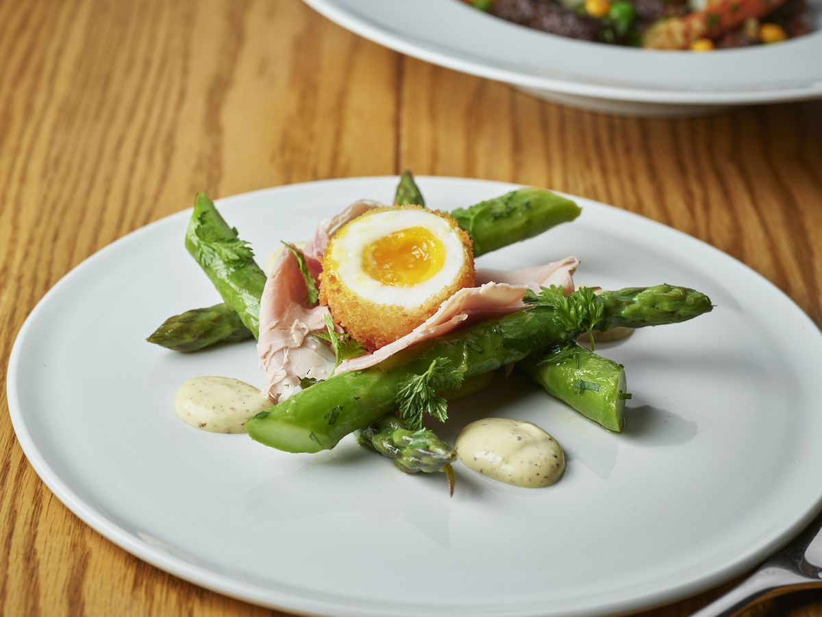 Easter special at Bar Boulud