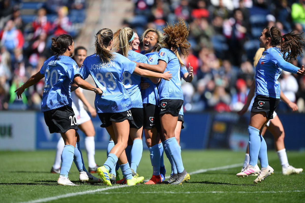 Any Way the Wind Blows: Chicago Red Stars 4, Portland Thorns 4, NWSL Game Recap