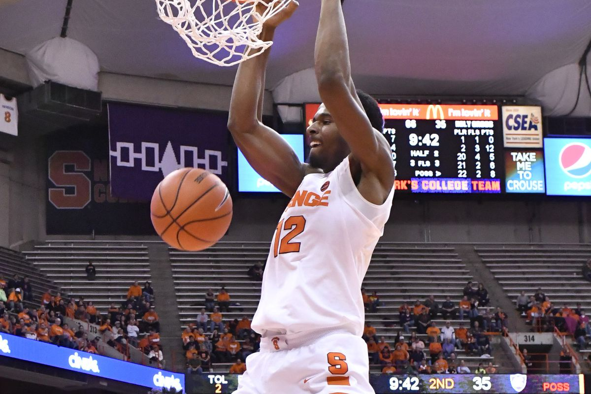 Syracuse vs. Monmouth Official TNIAAM Predictions & Poll ...