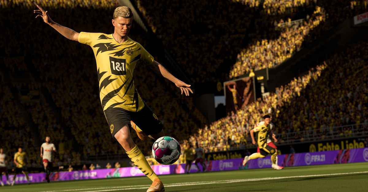 Electronic Arts investigating FIFA Ultimate Team rare-item scandal - Polygon