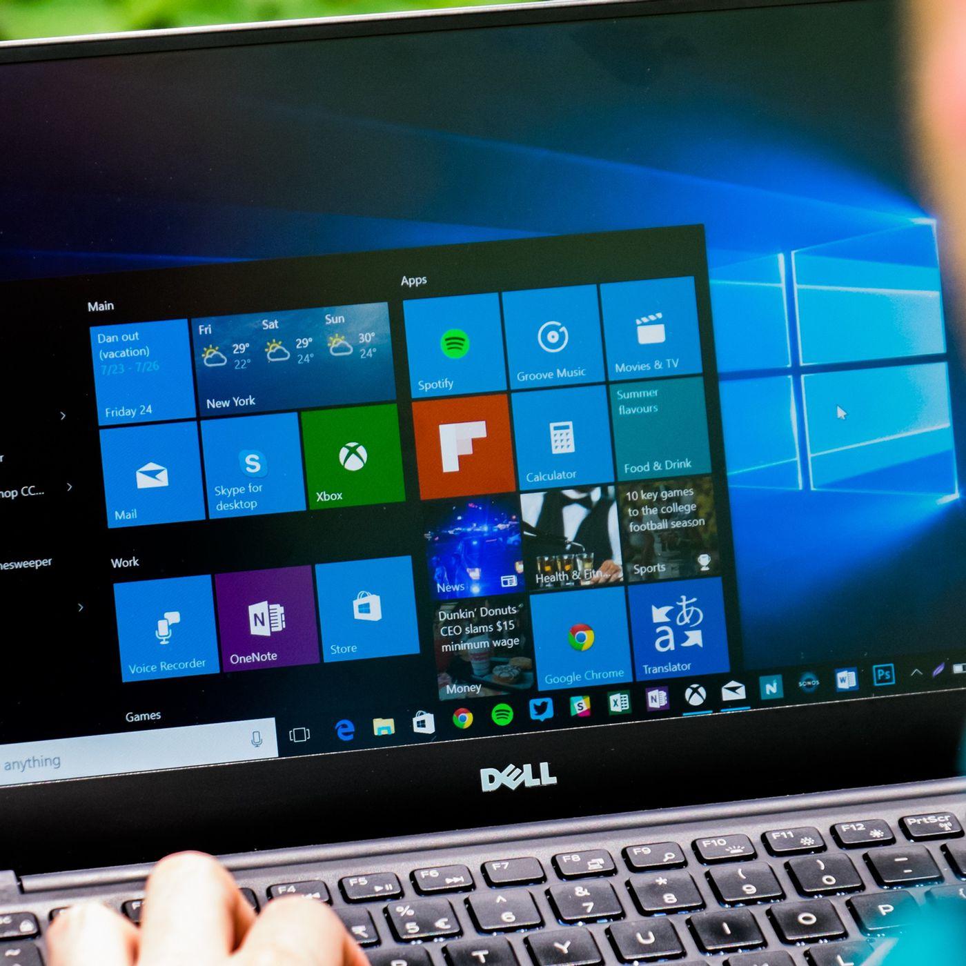Windows 10's mail app gets Focused Inbox and calendar improvements