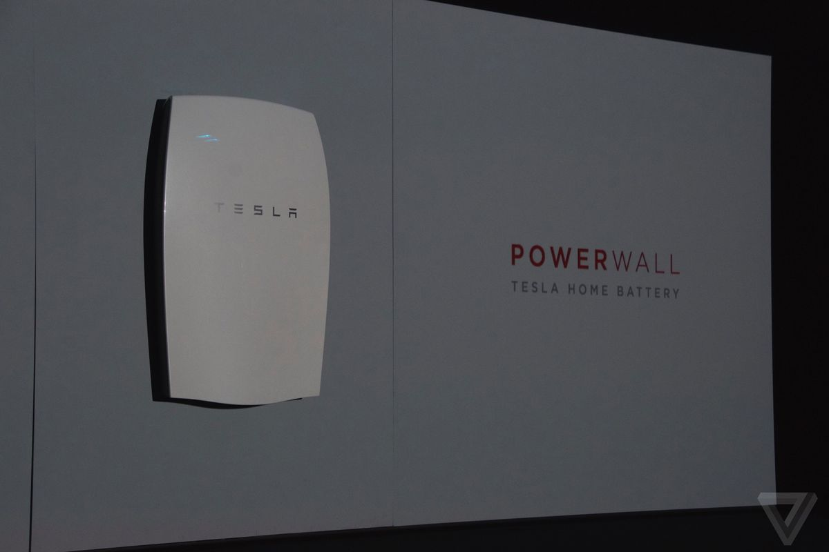 Tesla House Battery >> Tesla Energy Is Elon Musk S Battery System That Can Power Homes