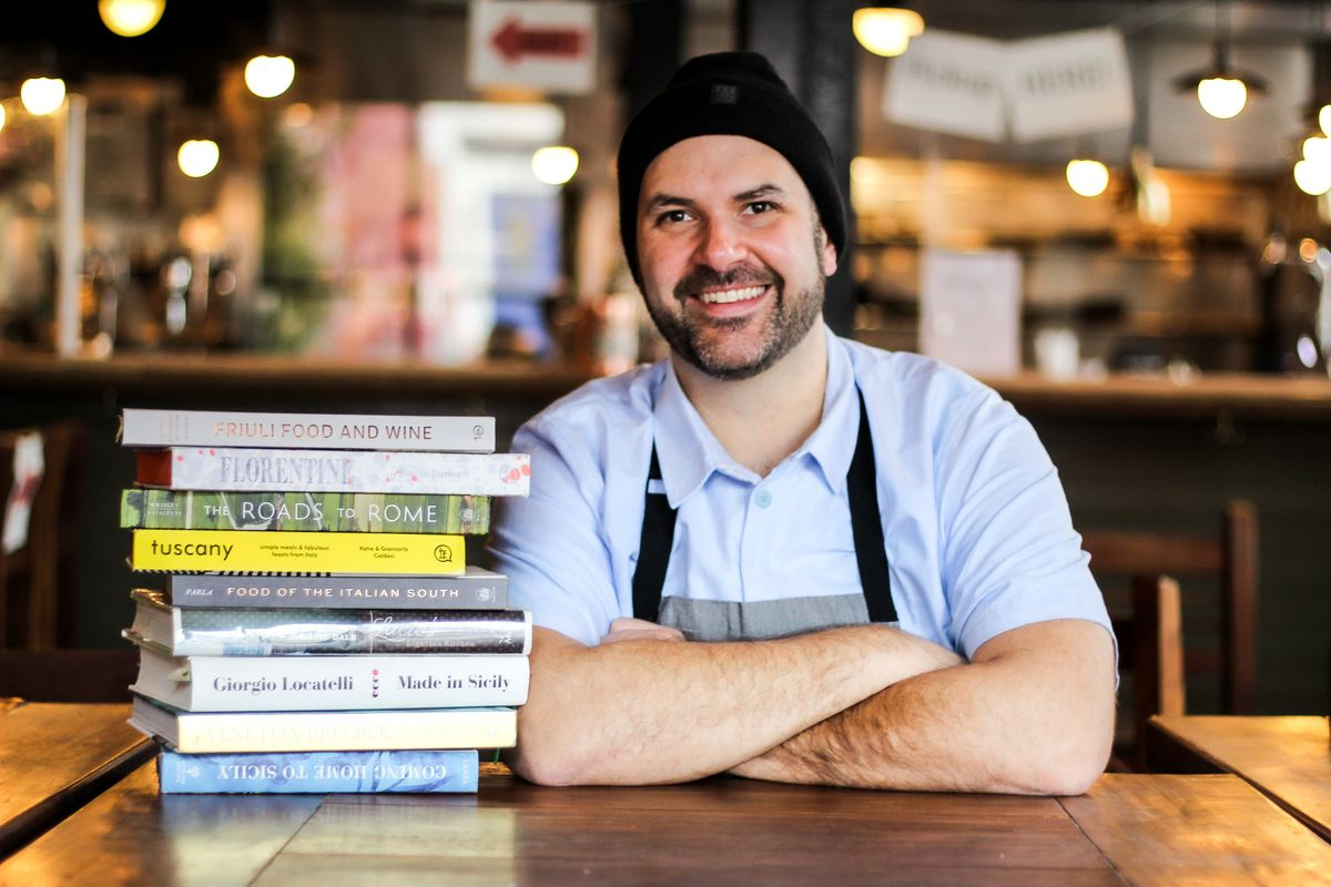 Chef Mike Friedman amplifies soulful Italian cooking with digital marketing savvy at the Red Hen