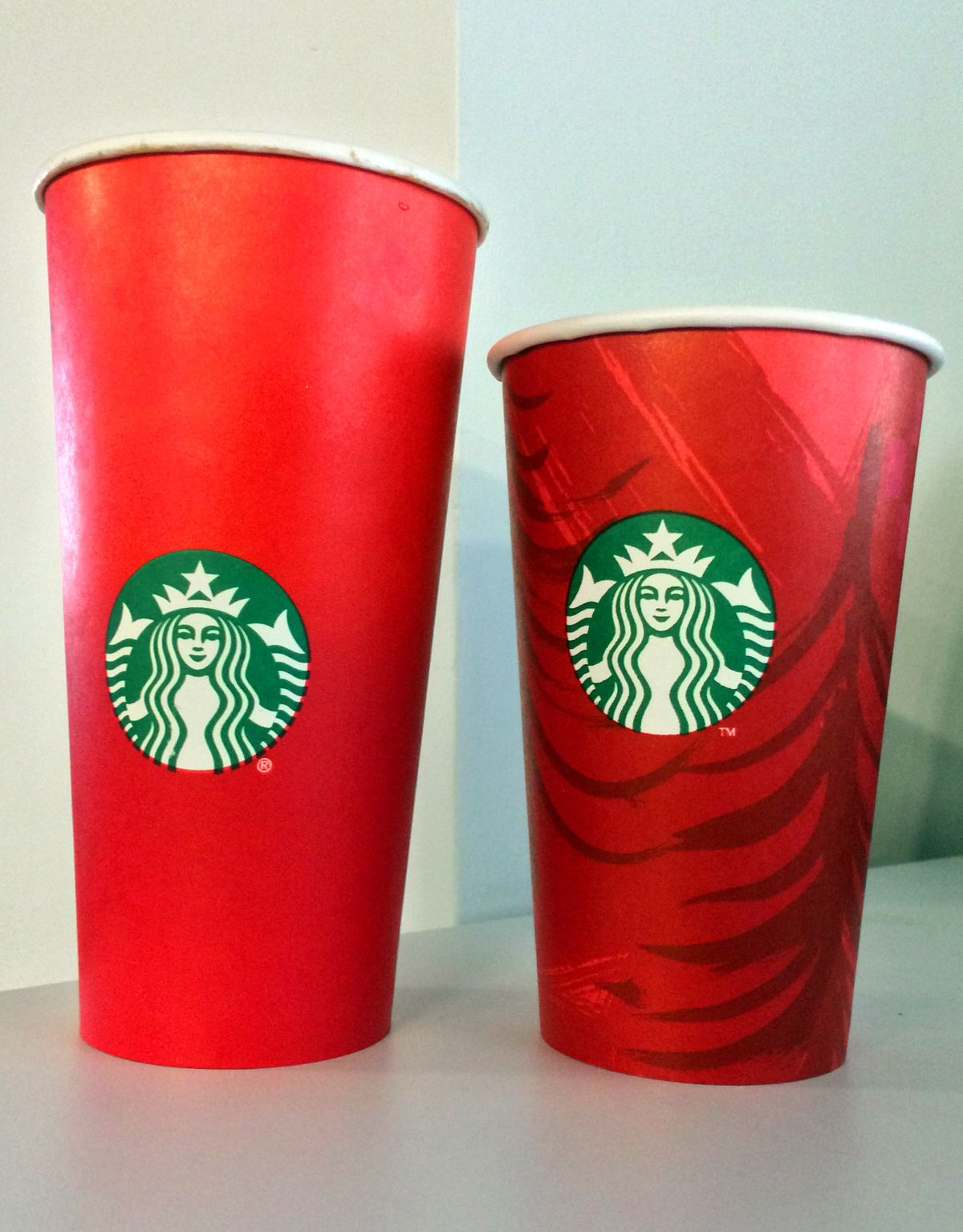 Starbucks S Red Cup Controversy Explained Vox
