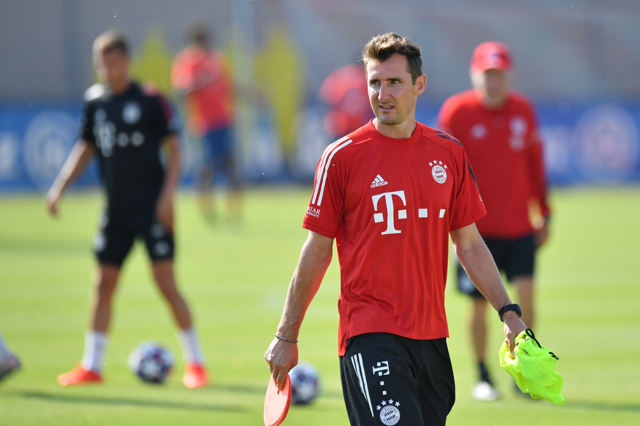 Germany Watch: Miroslav Klose could be candidate for U-21 squad