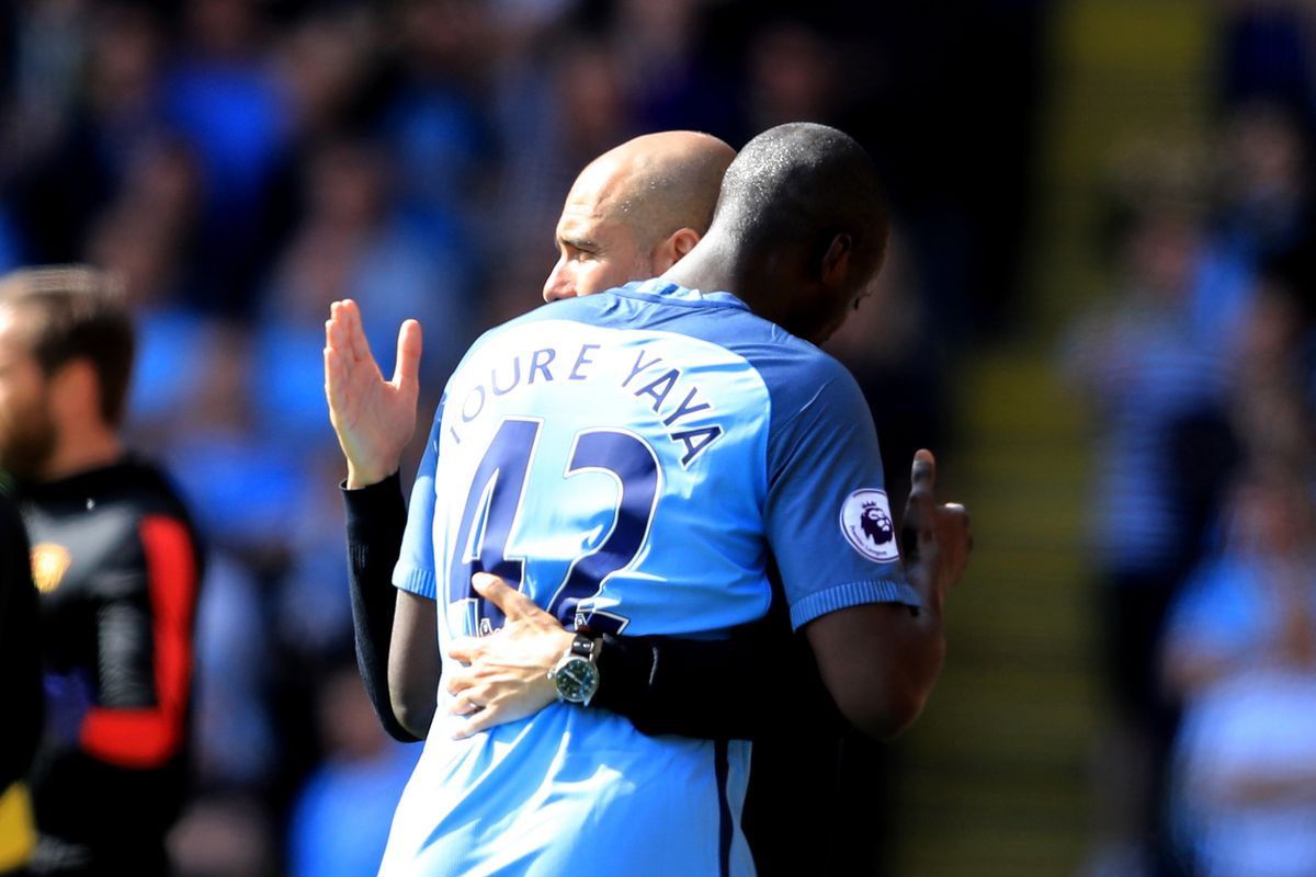 Top 25 Manchester City players of the Premier League era - #19