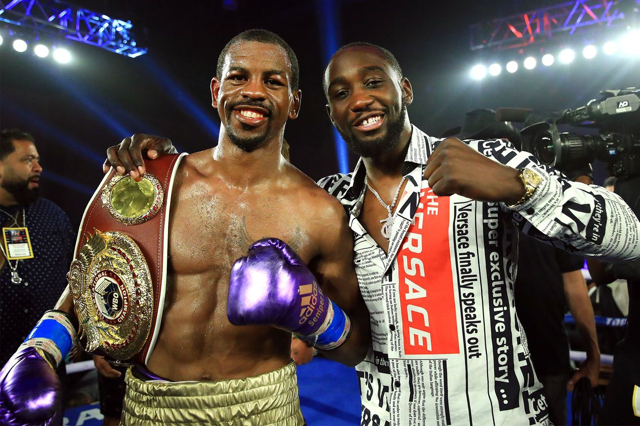 herringcrawford.0 - Results Roundup (May 23-25): Herring wins world title, Haney gets big KO, more