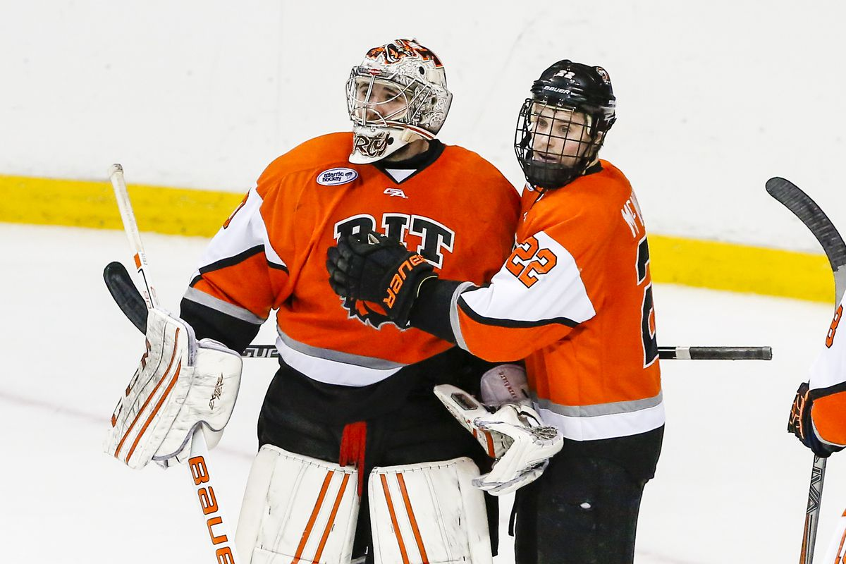 Photo Gallery: Quinnipiac Bobcats vs. RIT Tigers