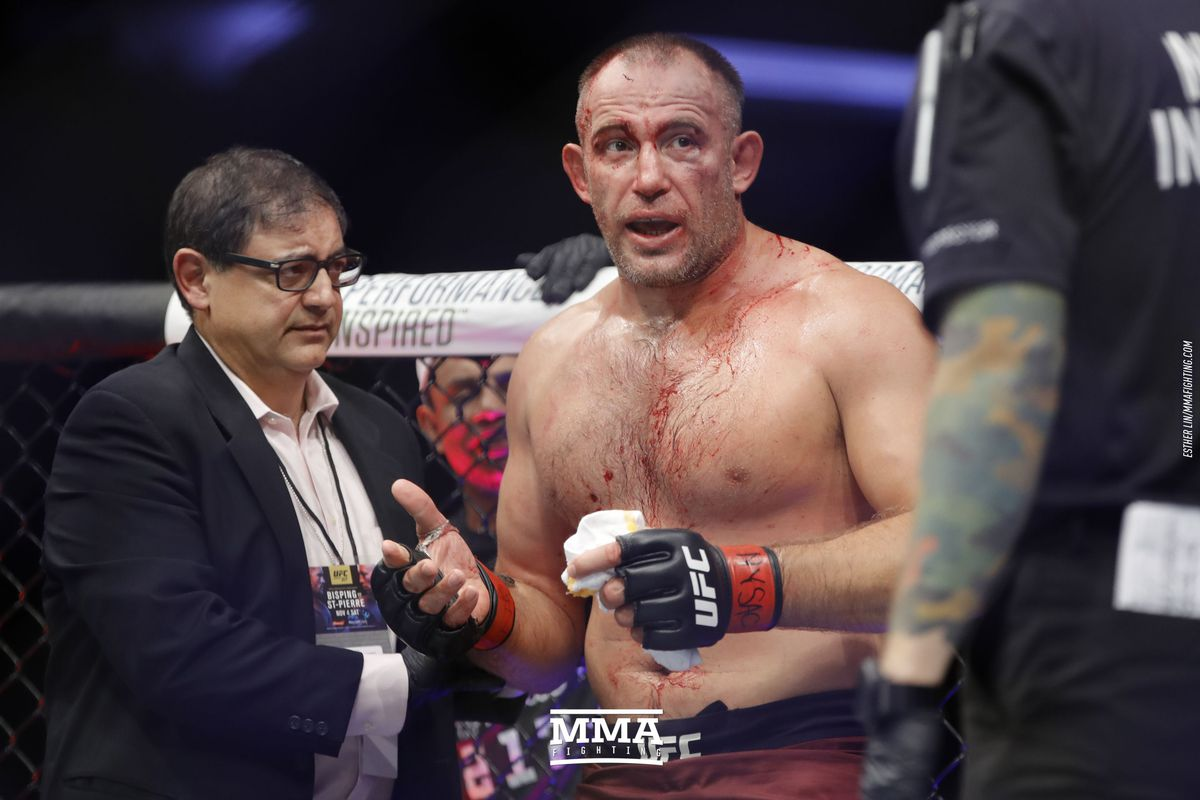 UFC Moscow bonuses: Aleksei Oleinik cashes in by choking ...
