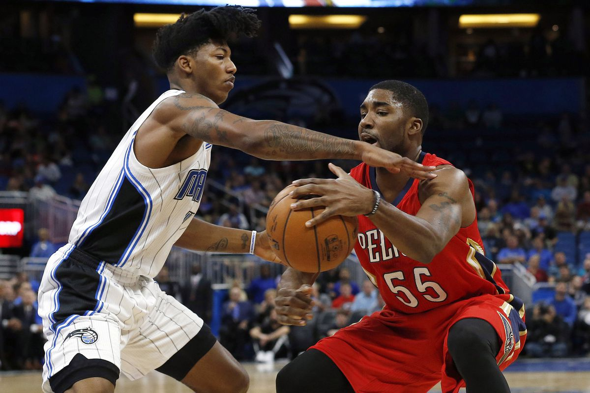 Elfrid Payton following in footsteps of Julius Randle by working with same  personal trainer 76a098e95