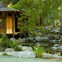 """<a href=""""http://japanesegardenpasadena.com/index.html""""><b>Storrier Stearns Japanese Garden</b></a> (270 Arlington Dr): Back in the 1930s, this two-acre Pasadena gem was a private estate garden reserved solely for an aristocratic couple. Now open to the pu"""