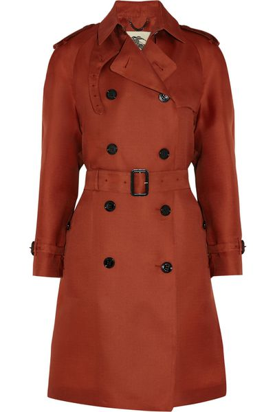 Burberry Trench Coat 2195