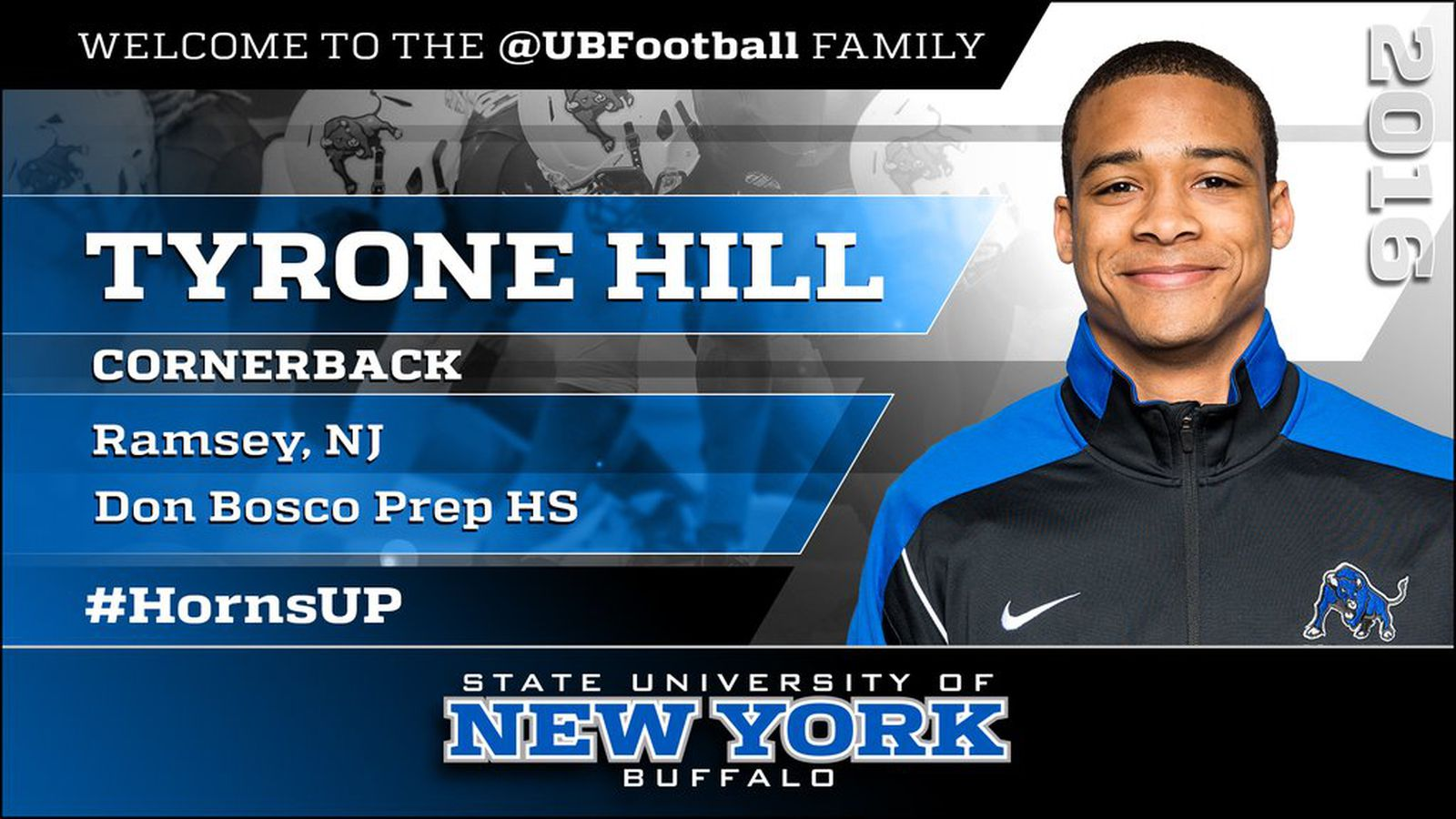 The Road Back to Buffalo Tyrone Hill Bull Run