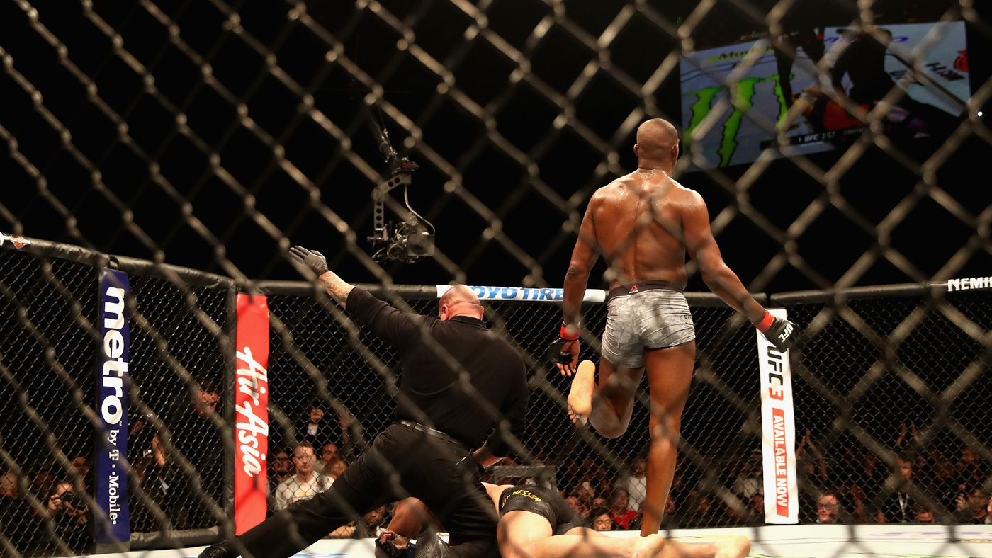 Jon Jones Top 5 finishes will remind you why he's so f--king dangerous