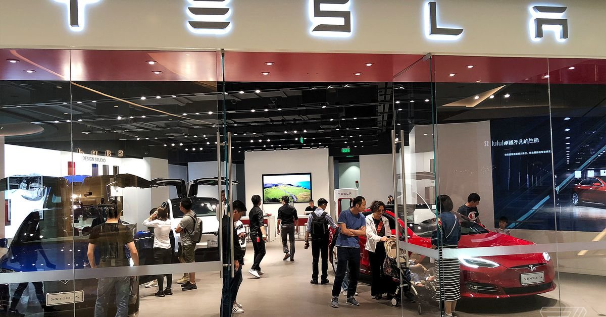 Tesla's China plans draw scrutiny from state media
