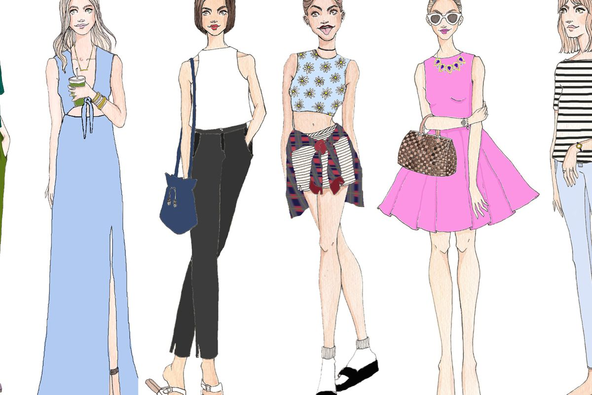 Quiz time which fash un girl are you racked Fashion style quiz pictures