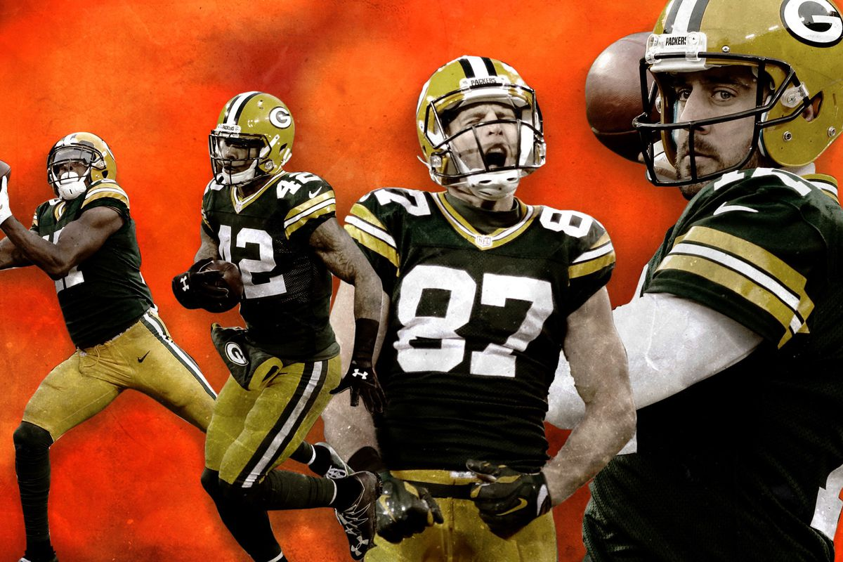 c5275d3d729 NFL Week 14 Recap  The Packers Are Terrifying Again - The Ringer