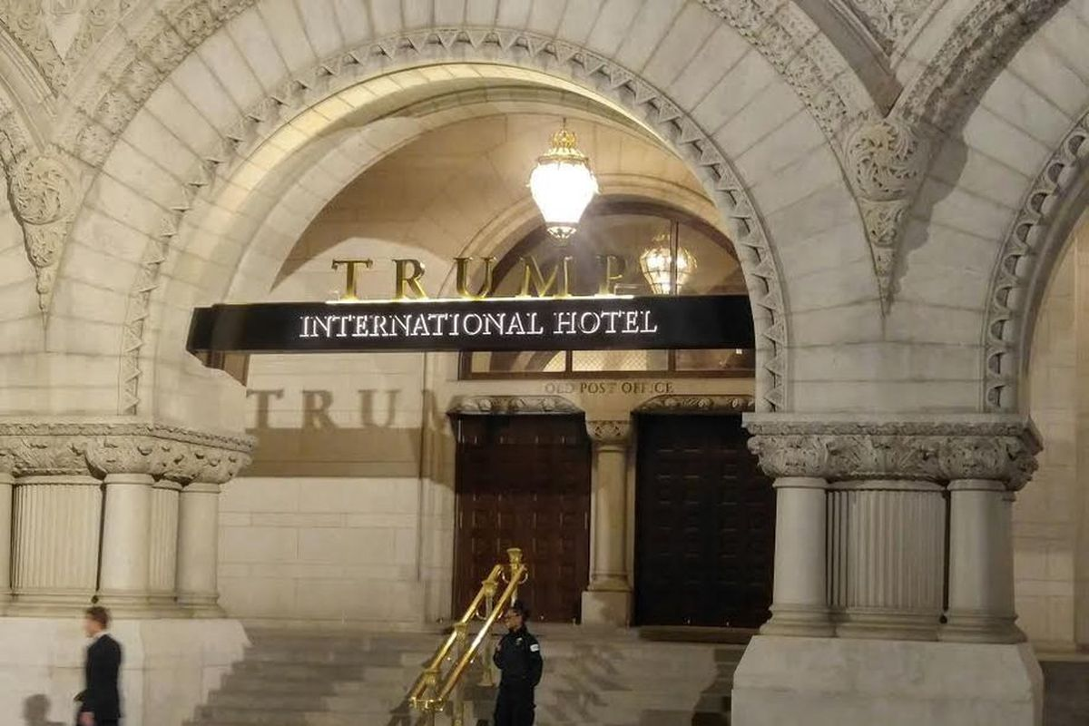 trump settles second dc restaurant lawsuit plus more intel - True Food Kitchen Bethesda