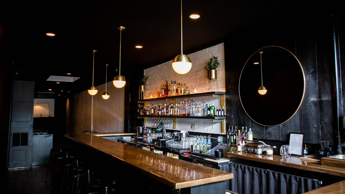 See Inside Old Town\'s Stylish Maxwell Bar, Opening Tonight - Eater ...