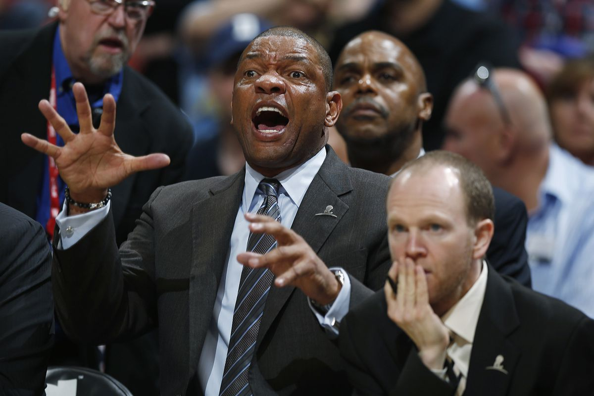 Doc Rivers Losing His Front fice Privileges Is Just What the